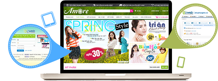 4 y tuong de khach hang thuong xuyen quay tro lai website 1 4 ý tưởng để khách hàng thường xuyên quay trở lại website của bạn