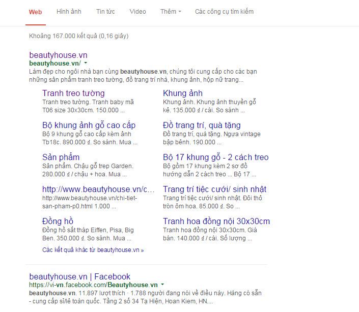 7 thu thuat giup website cua ban noi bat tren Google 5 7 thủ thuật giúp website của bạn nổi bật hơn trên trang tìm kiếm Google