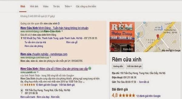 7 thu thuat giup website cua ban noi bat tren Google 7 7 thủ thuật giúp website của bạn nổi bật hơn trên trang tìm kiếm Google