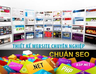 Thiết kế web chuẩn seo tại Thanh Hóa