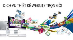 Thiết kế web trung tâm đào tạo kế toán tại Thanh Hóa