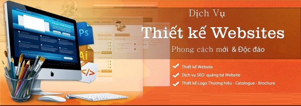 Thiết kế website làm dấu tại Thanh Hóa