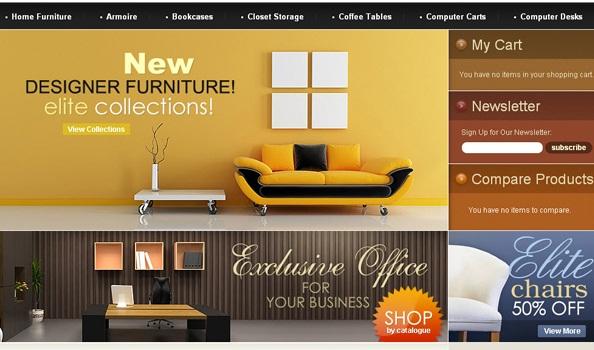 Thiết kế website nội thất tại Thanh Hóa